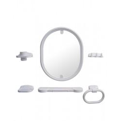 Cindy Oval Ayna Seti